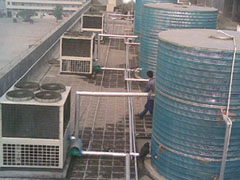 西莱克LSQ20R热水机组