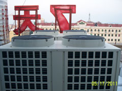 西莱克超低温LSQ15R机组