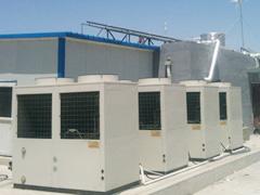 西莱克超低温05R热水机组