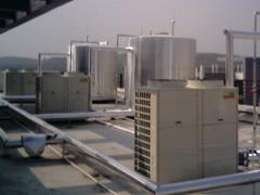 西莱克10R热水机组