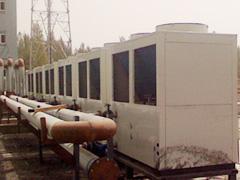 新疆西莱克超低温热泵供暖